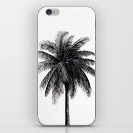 Palm Tree iPhone Skin