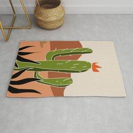 Mona cactus lisa Rug
