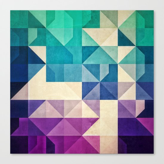 pyrply Canvas Print
