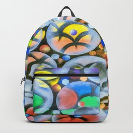 Rotation of Color Backpack
