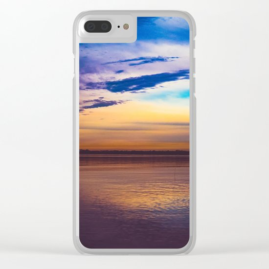 Silenced Souls Clear iPhone Case