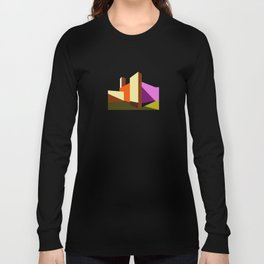 Casa Barragán Modern Architecture Long Sleeve T-shirt