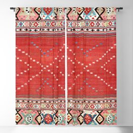 Fethiye Southwest Anatolian Camel Cover Print Blackout Curtain