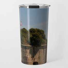 Florida Fort Travel Mug