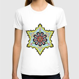 Alright linda belcher mandala kaleidoscope T-shirt