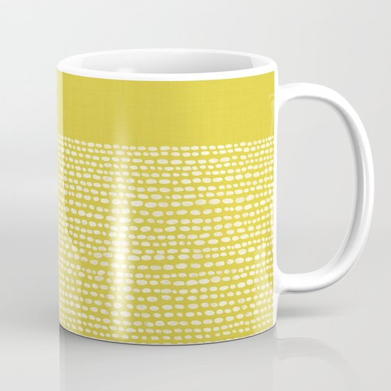 Riverside(Yellow) Coffee Mug