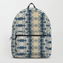 Native Shibori Backpack