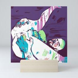 Come over! Mini Art Print