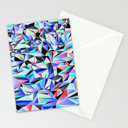 Geometric No.19 Stationery Cards