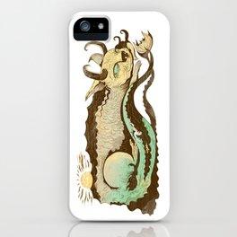 """Mishipeshu"" the Water Spirit iPhone Case"