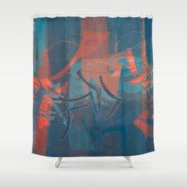 Twilight Dance Shower Curtain