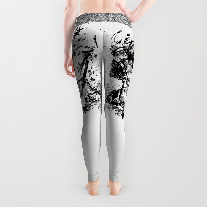 Gainax/Trigger Tribute 01 Leggings