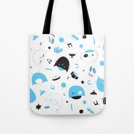 Hannukats White Tote Bag