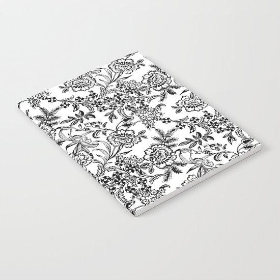 Full Moon Tea Reversed Notebook
