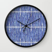 bamboo Wall Clocks featuring Bamboo by 83 Oranges™
