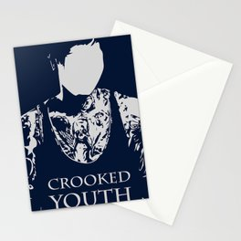 Crooked Youth Stationery Cards