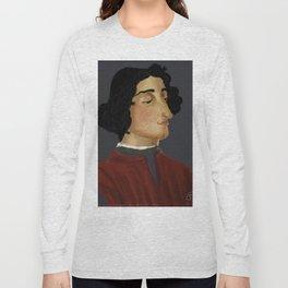 Giuliano De' Medici Long Sleeve T-shirt