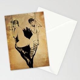 Trapeze Stationery Cards