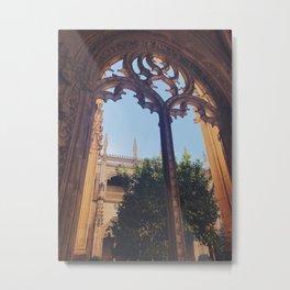 Toledo Metal Print