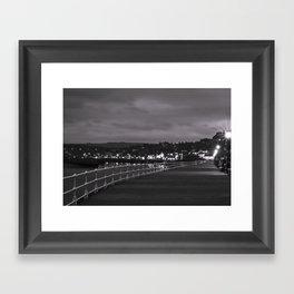 Whitby Bay Framed Art Print