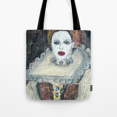 COUNTESS ERZEBET BATHORY Tote Bag