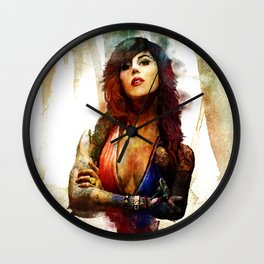 The KATVOND Wall Clock
