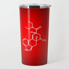 LSD - Red Travel Mug