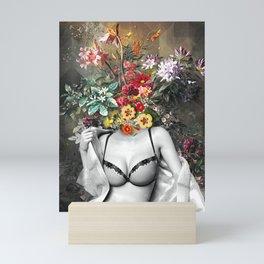 Lady Love Mini Art Print