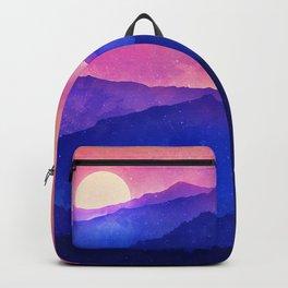 Cobalt Mountains Backpack