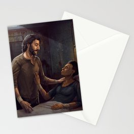 Marcus Kane and Indra Stationery Cards