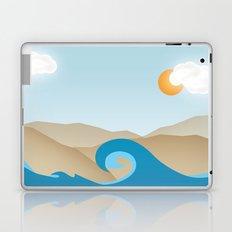 Beach Paradox Laptop & iPad Skin