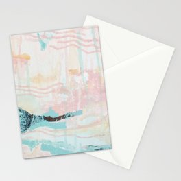oxidize your thoughts and speak them aloud Stationery Cards