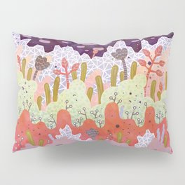 Crystal Forest Pillow Sham