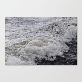Wispy Wave of Loch Ness Canvas Print