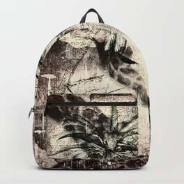 Afrikas Giraffen Backpack