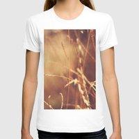 golden T-shirts featuring Golden by Nina's clicks
