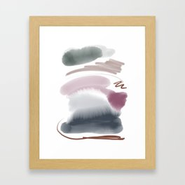 Introversion VI Framed Art Print