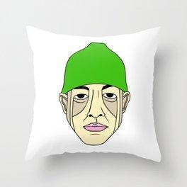 Nigo Throw Pillow