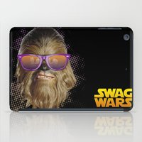 chewbacca iPad Cases featuring Chewbacca Swag by Heretic