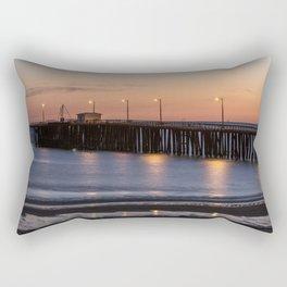 Carol M. Highsmith - Ocean Sunset Rectangular Pillow