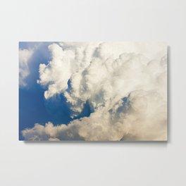 Cumulonimbus Clouds 8 Metal Print