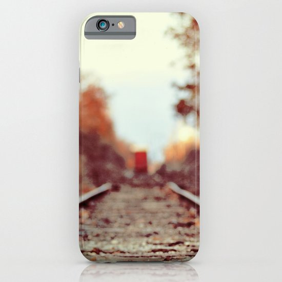 Train Song iPhone & iPod Case
