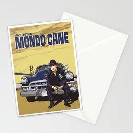 Mike Patton  / Mondo Cane / Faith No More / Mr Bungle Music Poster Stationery Cards