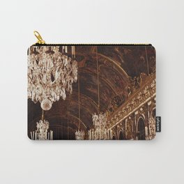Hall of Mirrors. Great Hall of Versailles. Carry-All Pouch