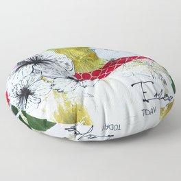 Cotica N°103 Floor Pillow