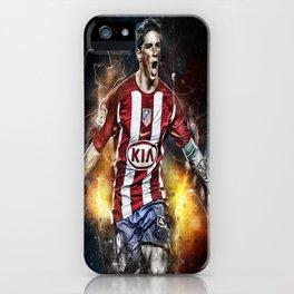 Fernando Torres iPhone Case