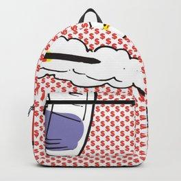 roy lichtenstein Backpack