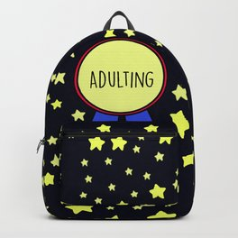 Adulting Award Backpack