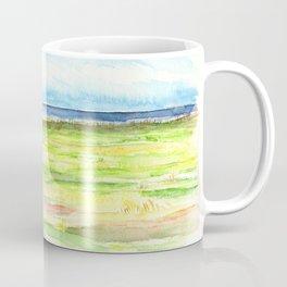 Sea meadow Coffee Mug
