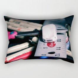 Add Color Rectangular Pillow
